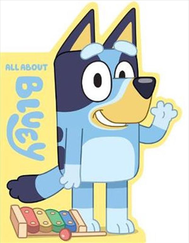 Bluey: All About Bluey | Hardback Book