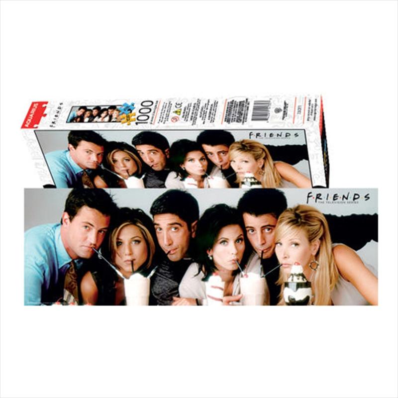 Friends Milkshake 1000 Piece Puzzle   Merchandise