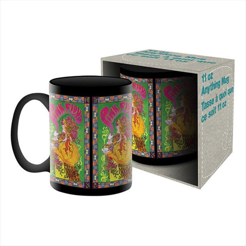 Pink Floyd Masse Ceramic Mug   Merchandise
