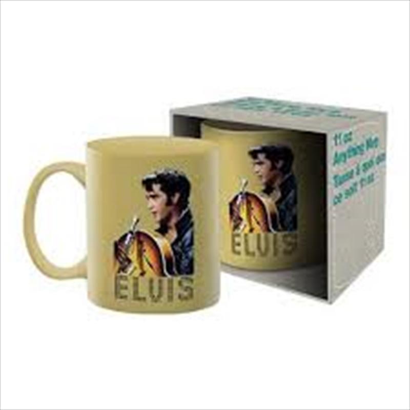 Elvis Mug | Merchandise