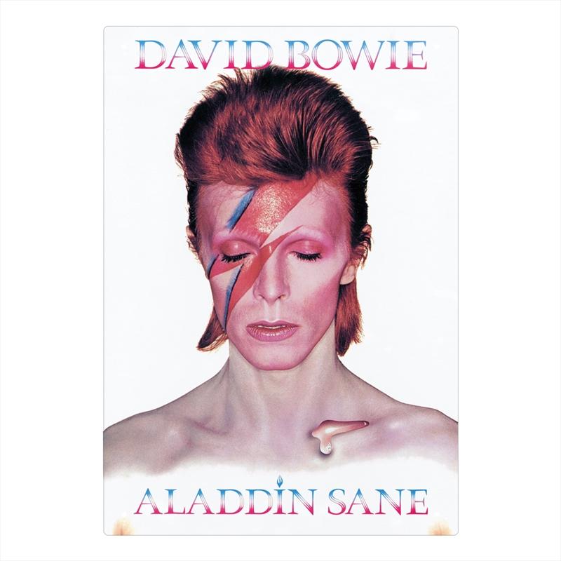 David Bowie Sign   Merchandise