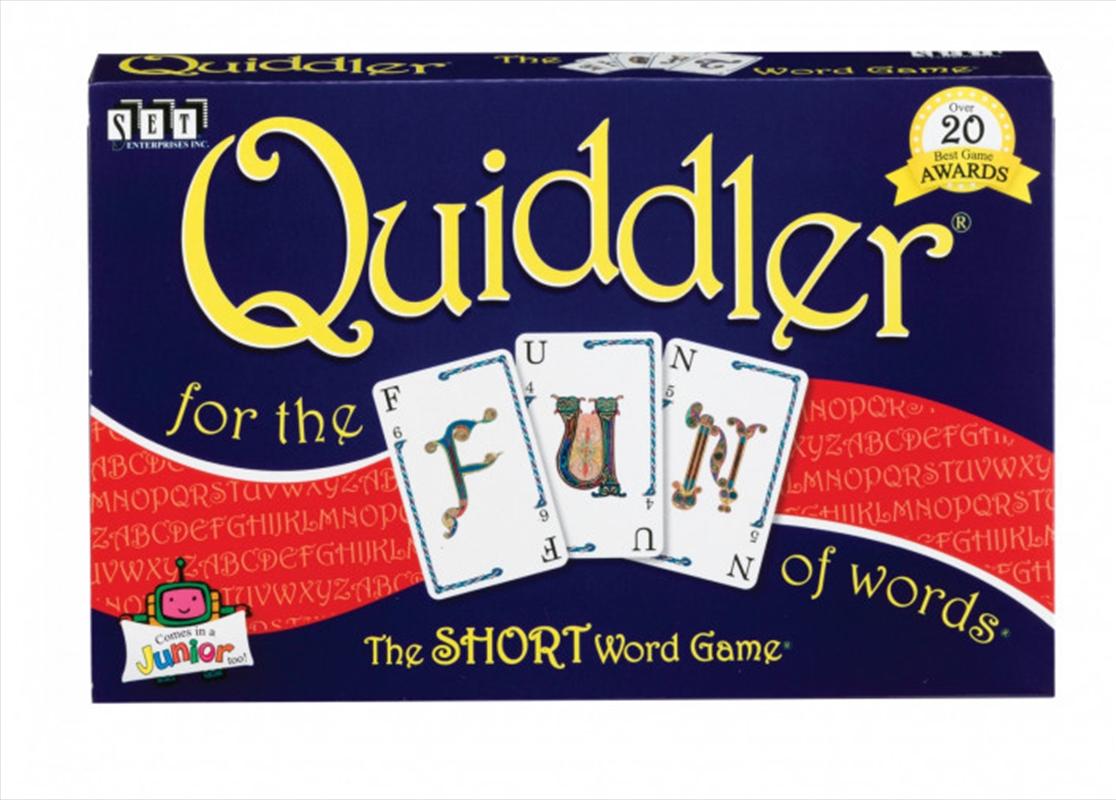 Quiddler   Merchandise
