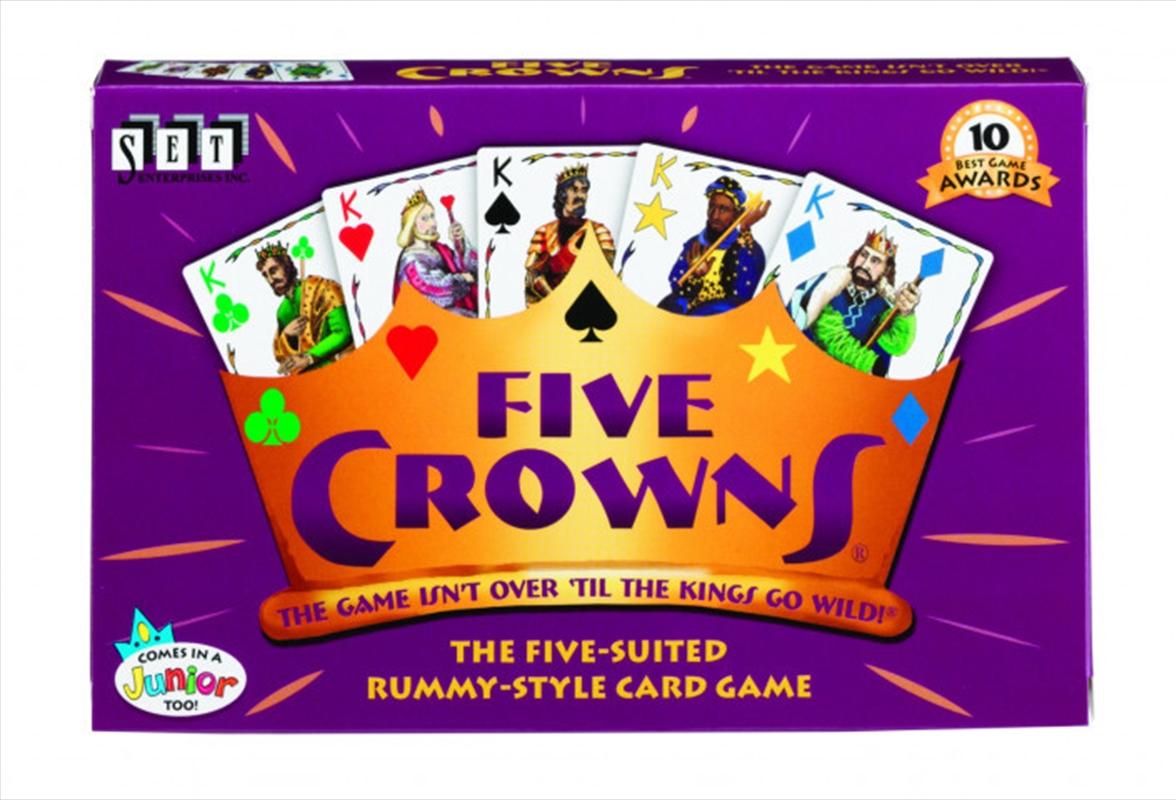 Five Crowns | Merchandise