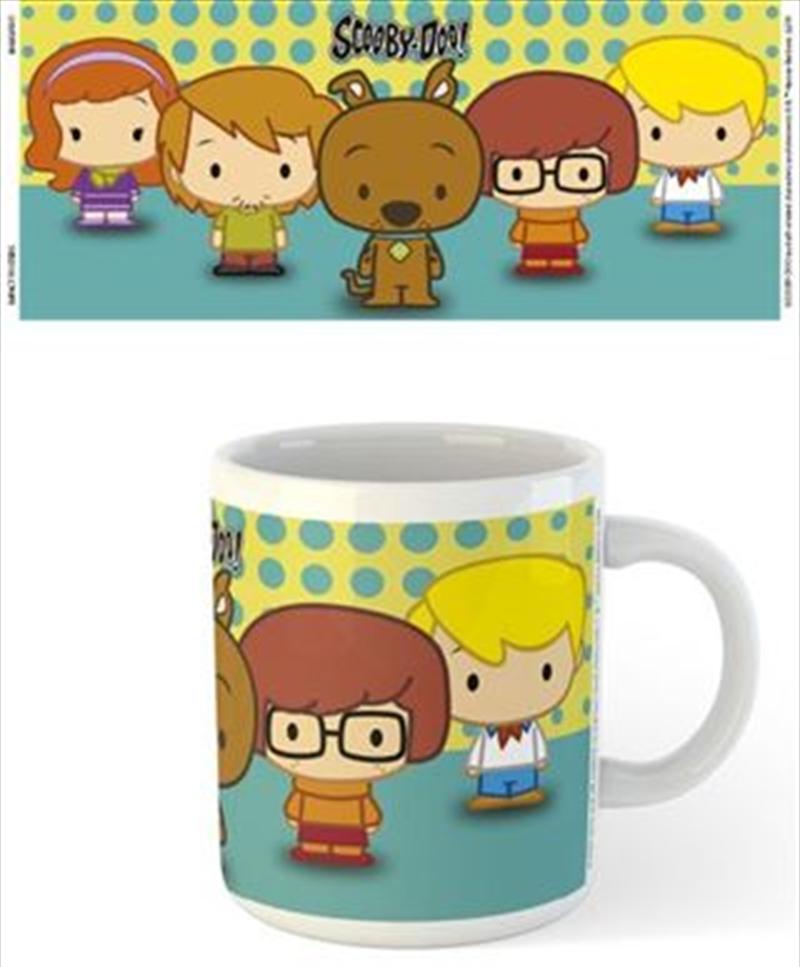 Scooby Doo Chibi Characters   Merchandise