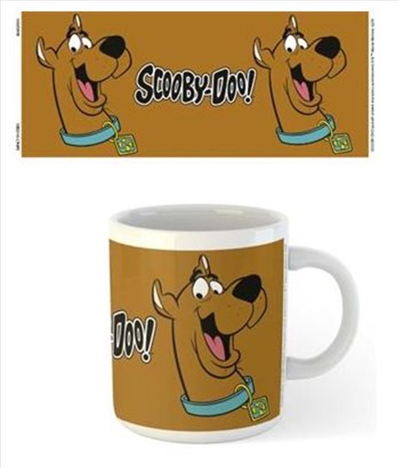 Scooby Doo - Face   Merchandise
