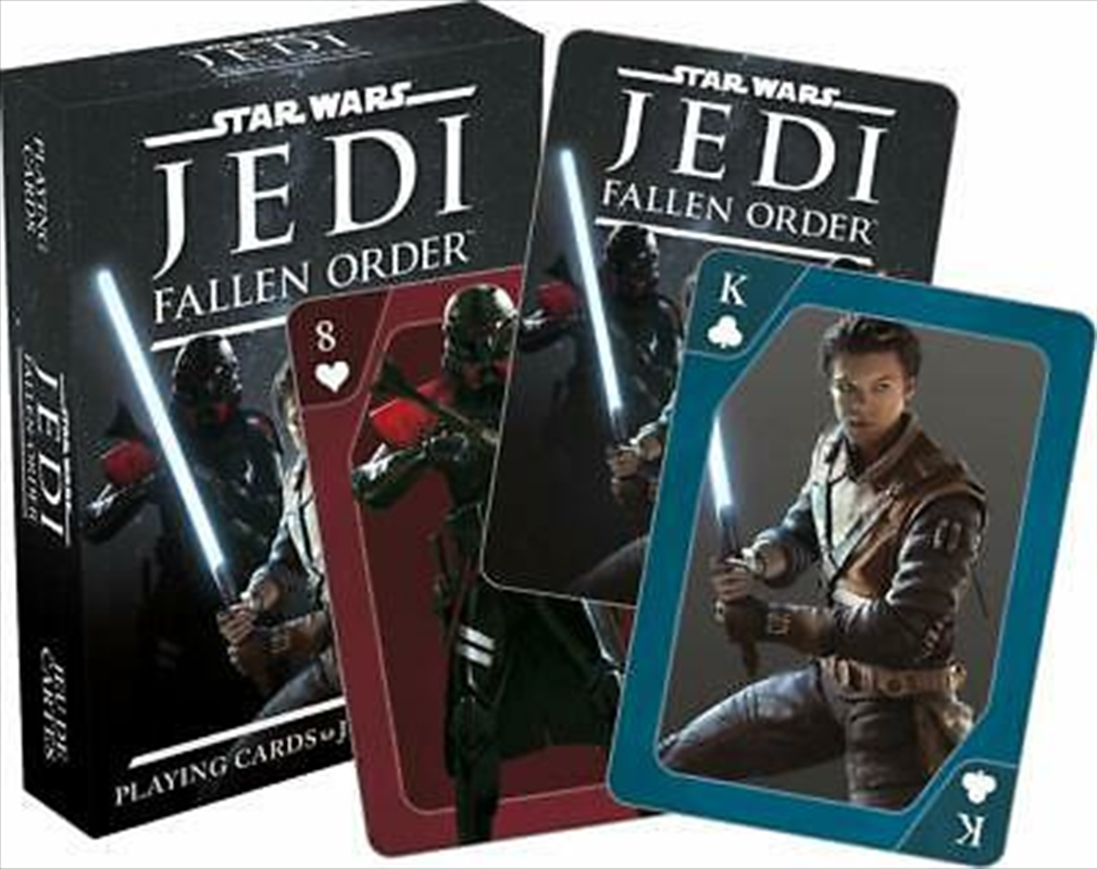 Jedi Fallen Order Playing Card | Merchandise