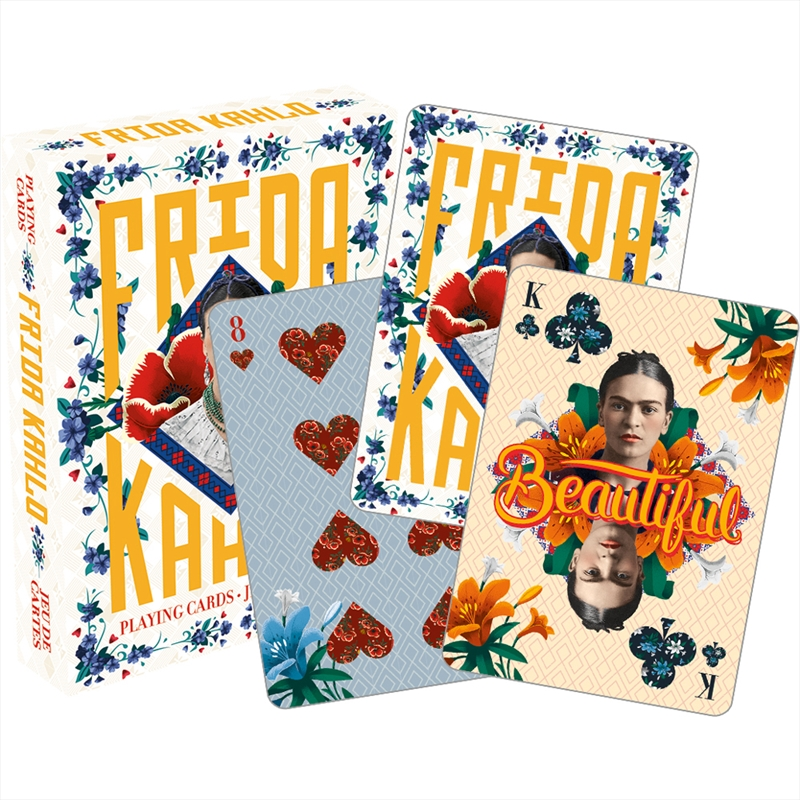 Frida Kahlo Playing Cards | Merchandise