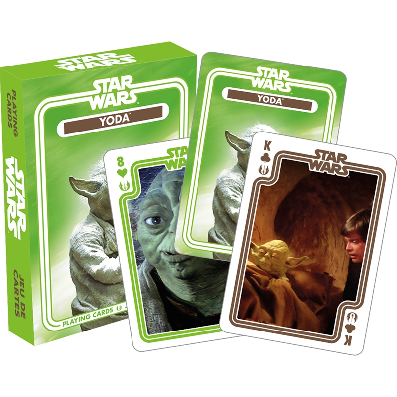 Yoda Playing Cards | Merchandise