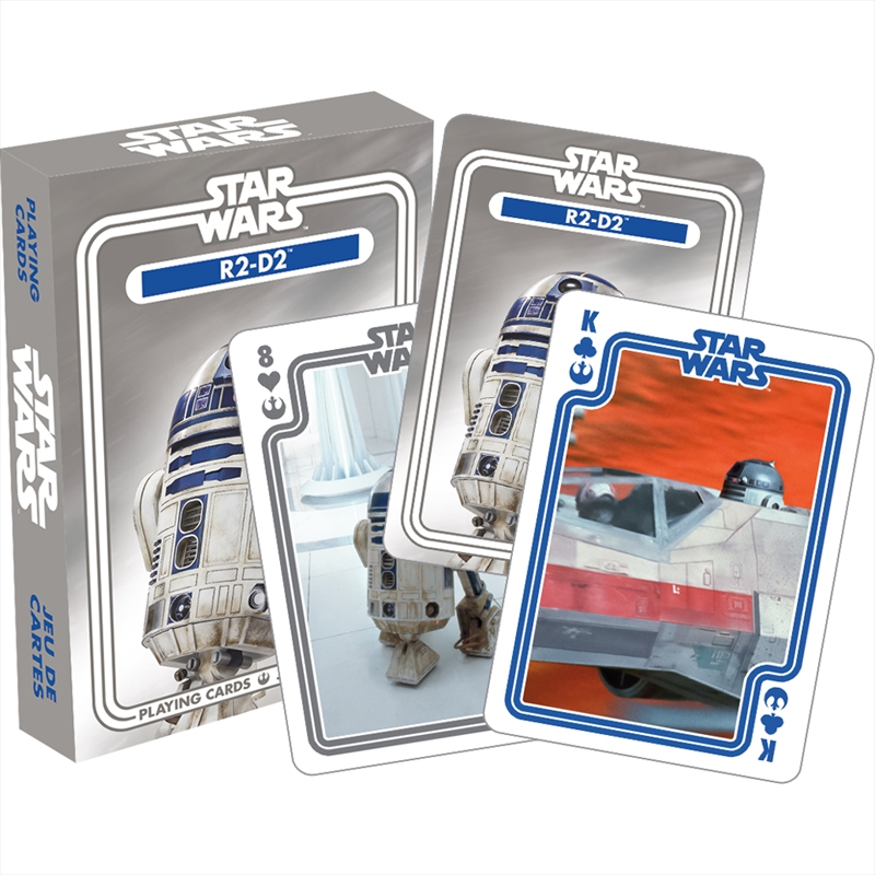R2d2 Playing Cards | Merchandise