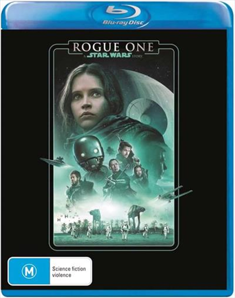Rogue One - A Star Wars Story | New Line Look | Blu-ray