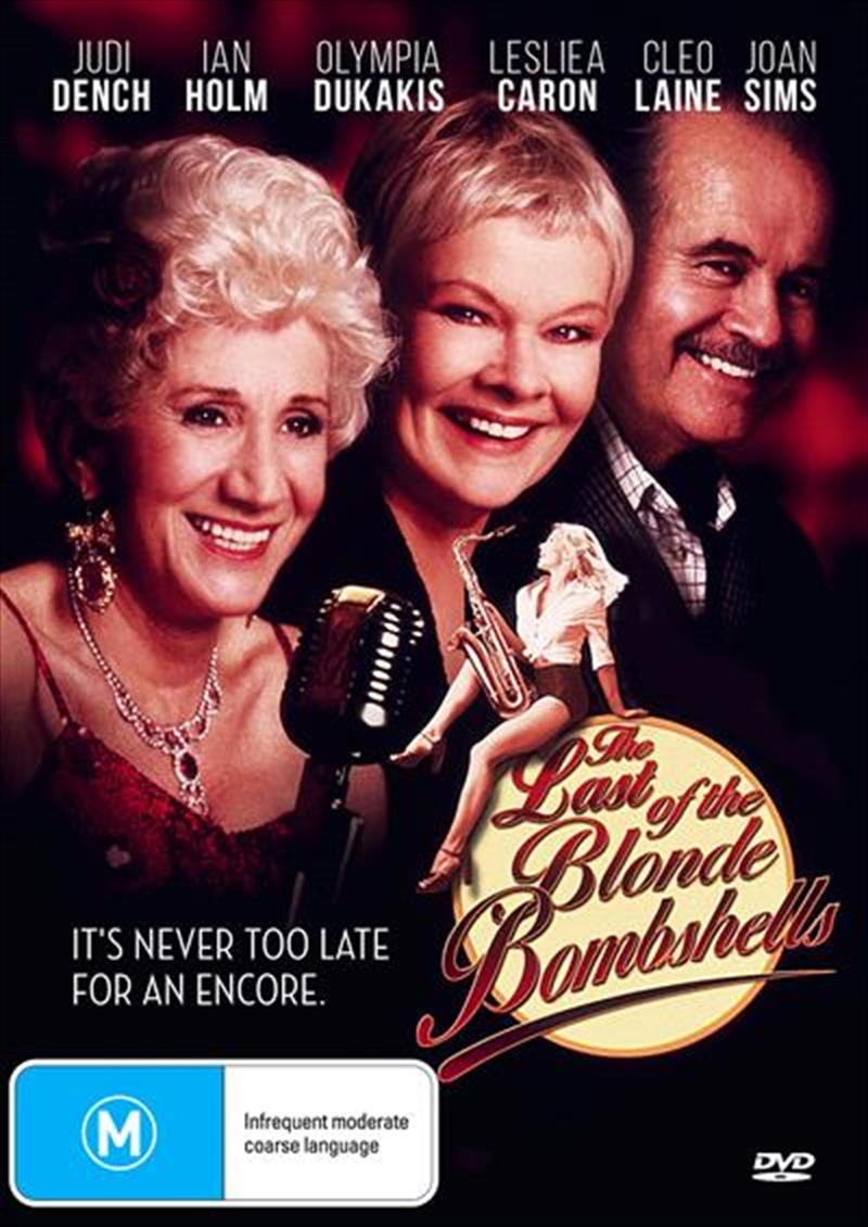 Last Of The Blonde Bombshells, The | DVD