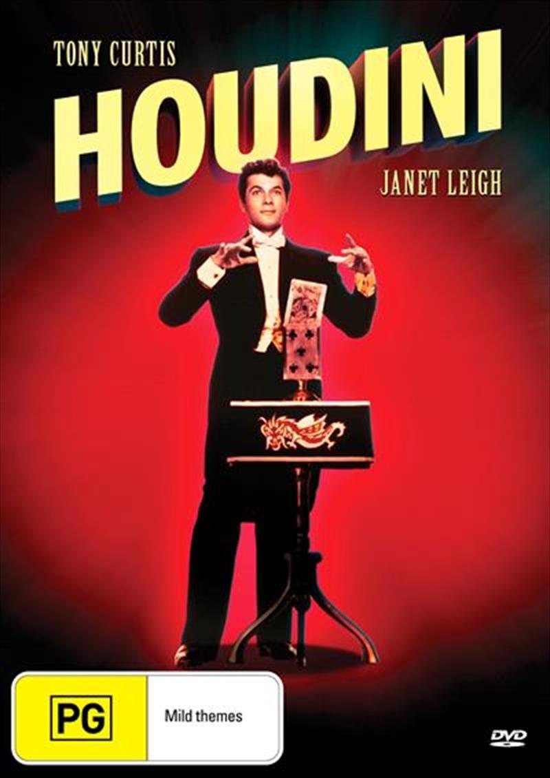 Houdini | DVD