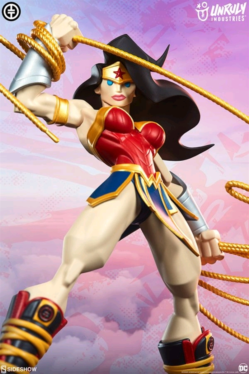Wonder Woman - Wonder Woman Designer Toy | Merchandise