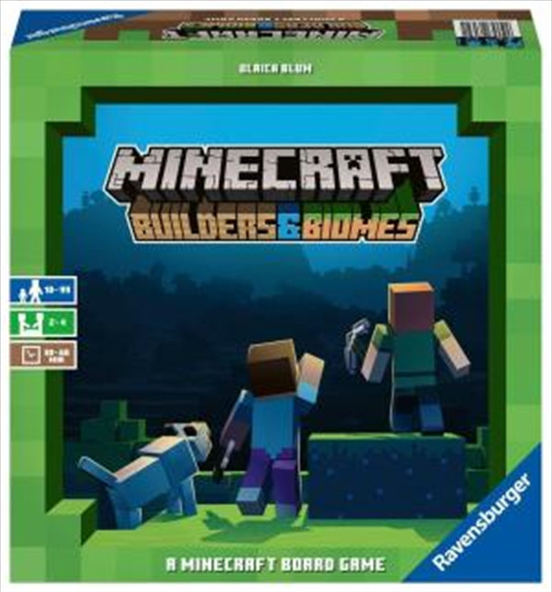 Minecraft Board Game   Merchandise