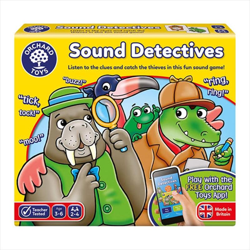 Sound Detectives   Merchandise
