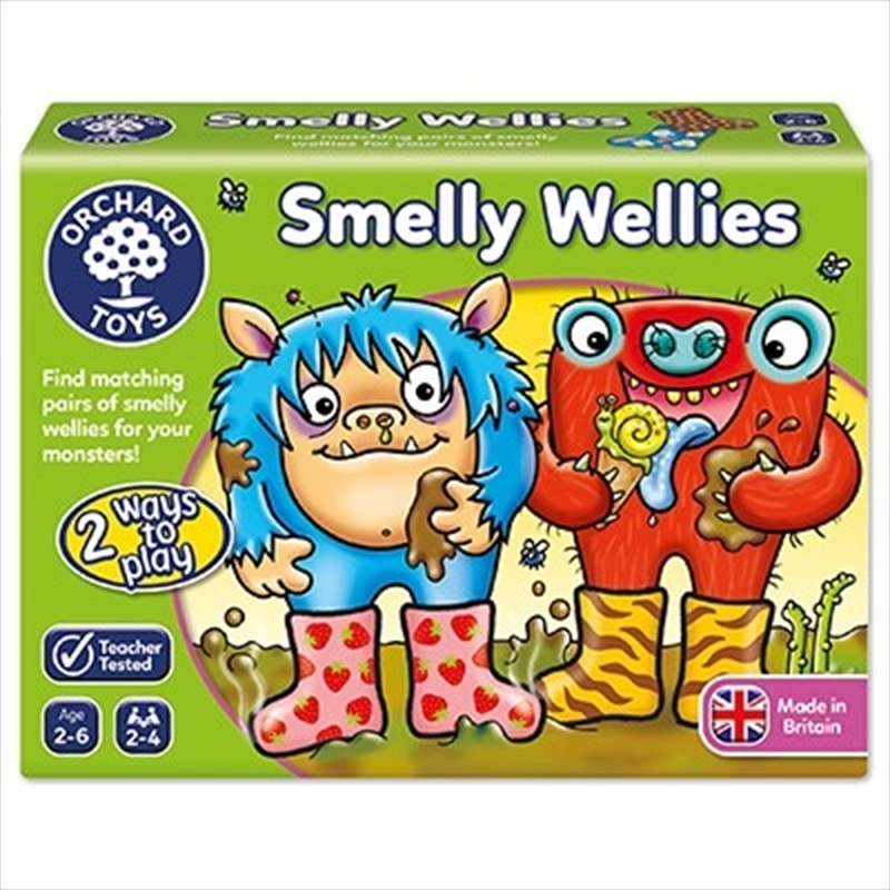 Smelly Wellies   Merchandise