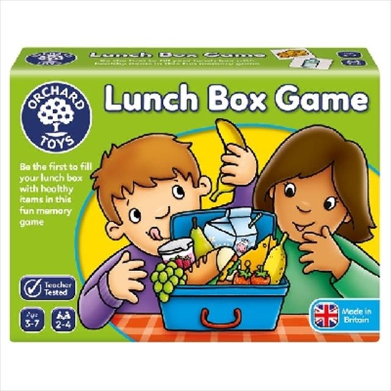 Lunch Box Game | Merchandise