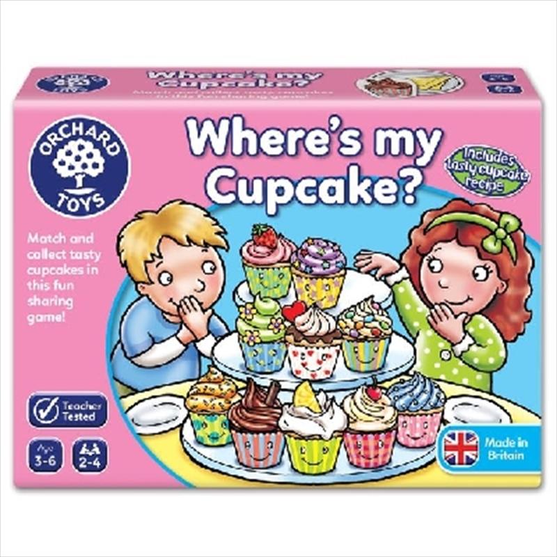Where's My Cupcake | Merchandise