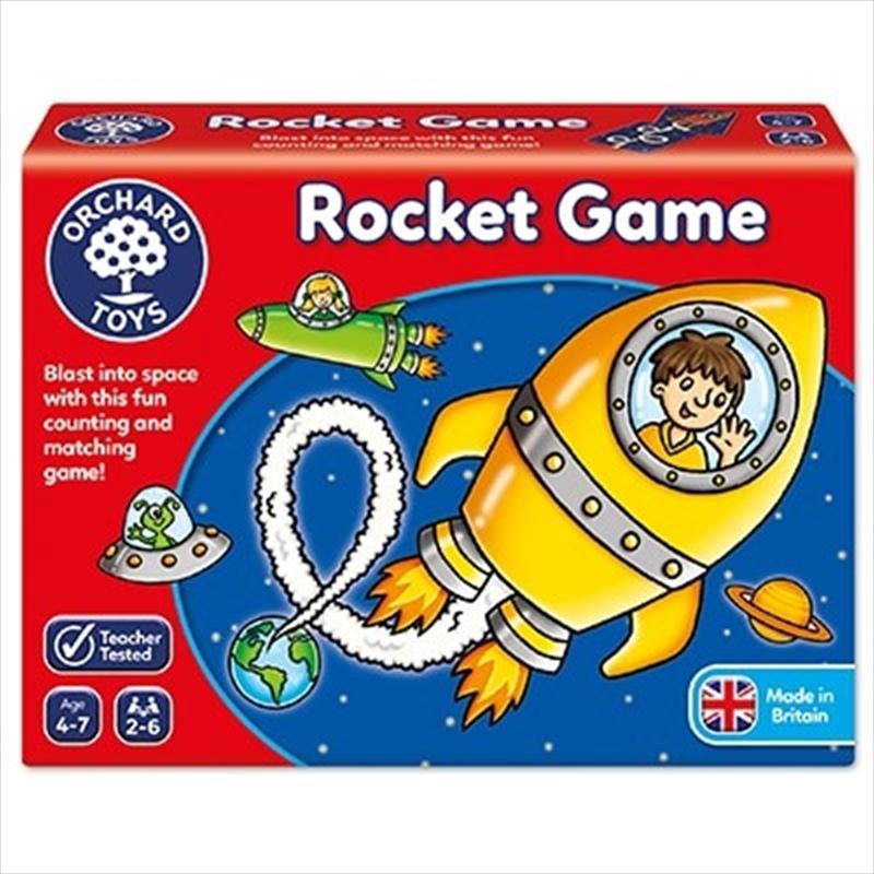 Rocket Game | Merchandise