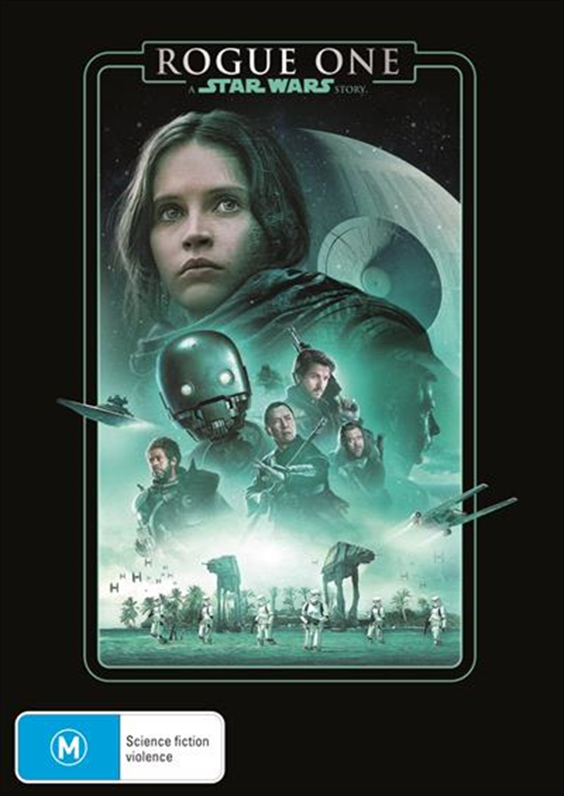 Rogue One - A Star Wars Story | New Line Look | DVD