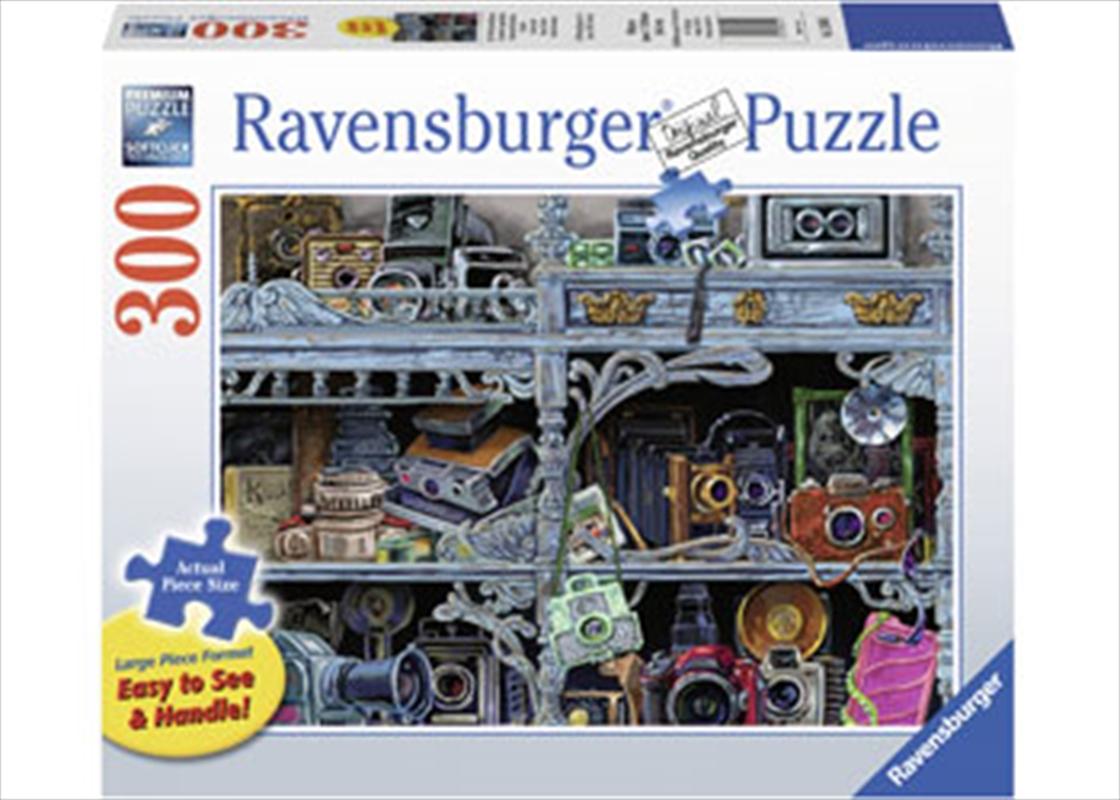 Camera Evolution 300 Piece Puzzle (Large Format) | Merchandise