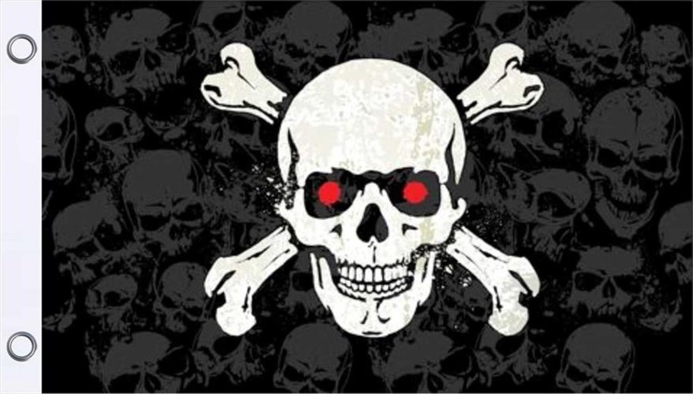Skull And Crossbones 3'X5' | Merchandise