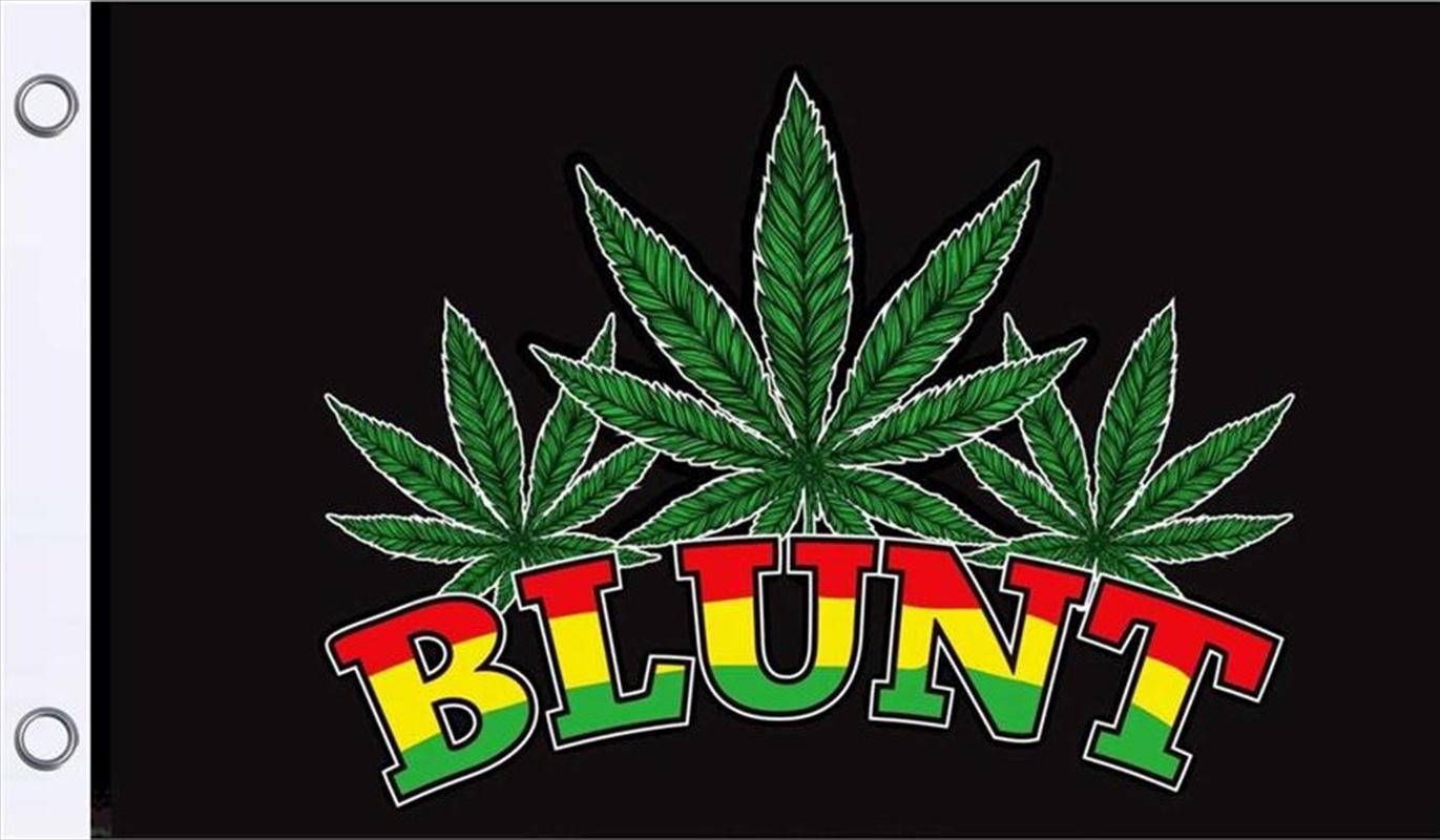 Blunt Flag 3'X5' | Merchandise