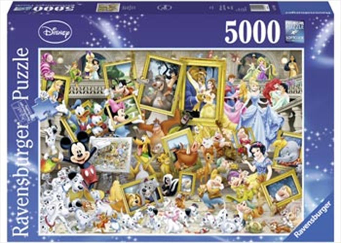 Favourite Friends Puzzle 5000pc | Merchandise