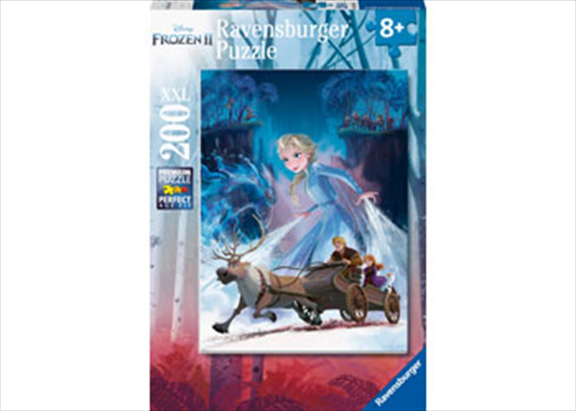 Frozen 2 The Mysterious Forest 200pc   Merchandise