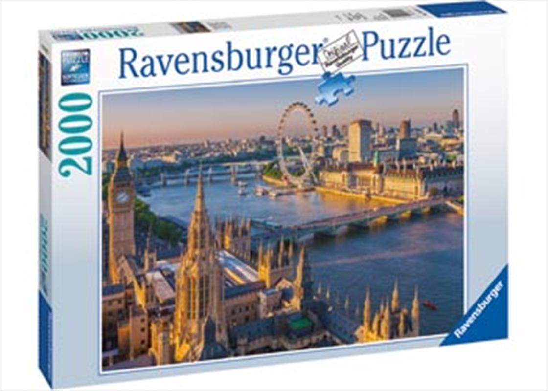 Ravensburger - Devin Miles Puzzle 2000 Piece   Merchandise
