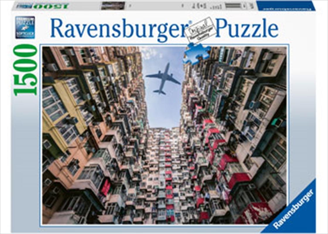 Hong Kong 1500 Piece Puzzle | Merchandise