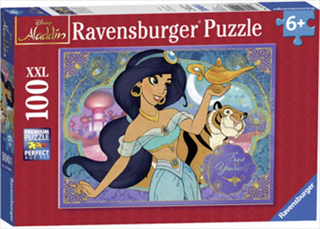 Ravensburger - Disney Aladdin Princess Jasmine 100 Piece | Merchandise