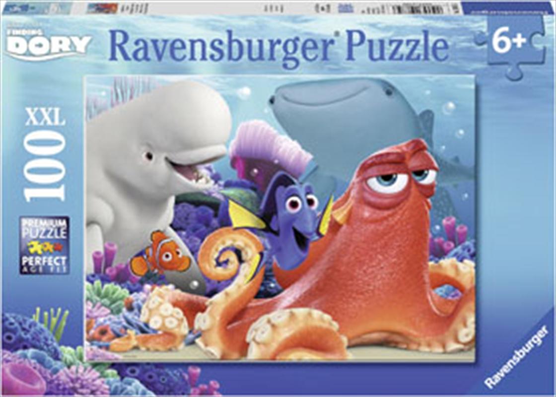 Ravensburger - Disney Finding Dory Puzzle 100 Piece | Merchandise
