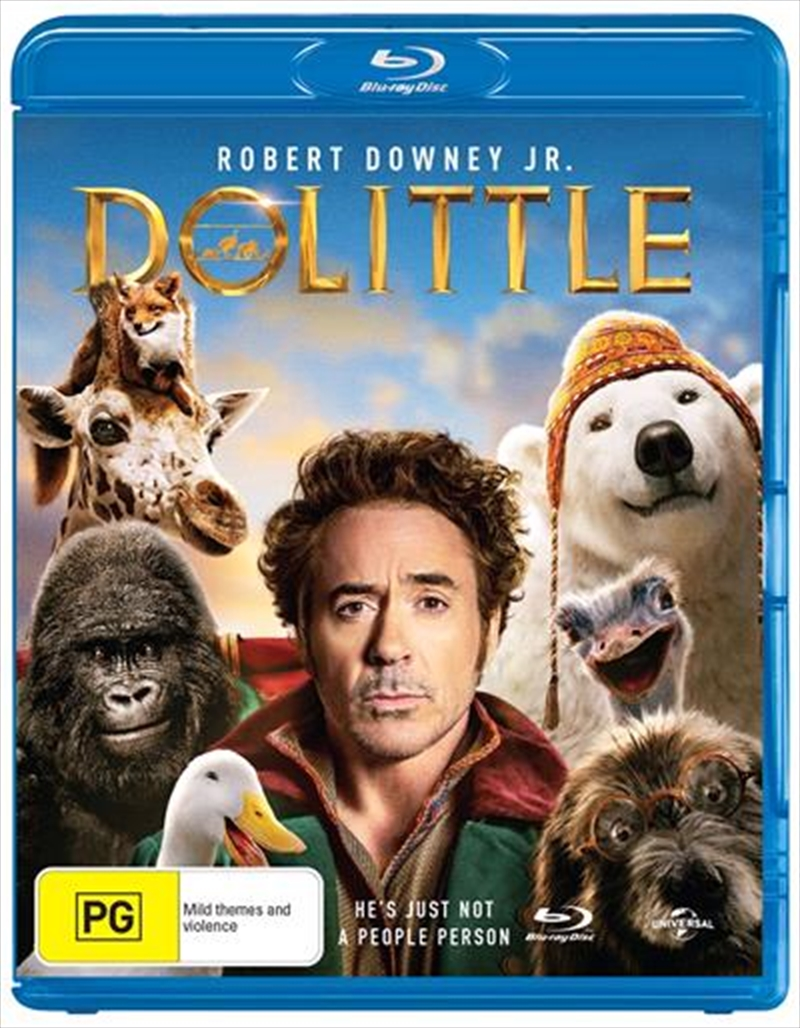 Dolittle | Blu-ray