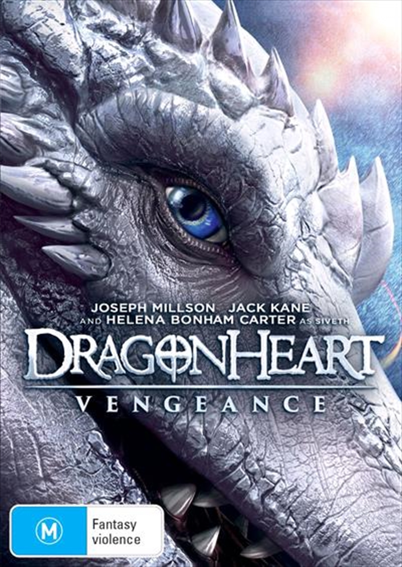 Dragonheart - Vengeance | DVD