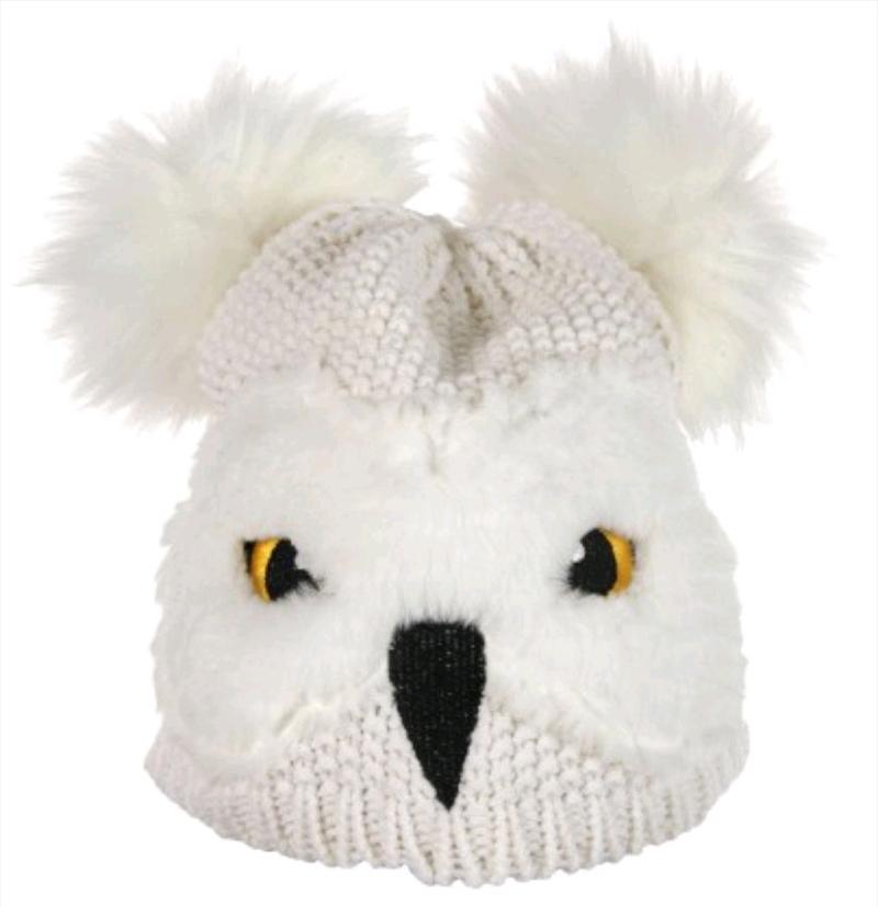 Harry Potter - Hedwig Toddler Knit Hat   Apparel