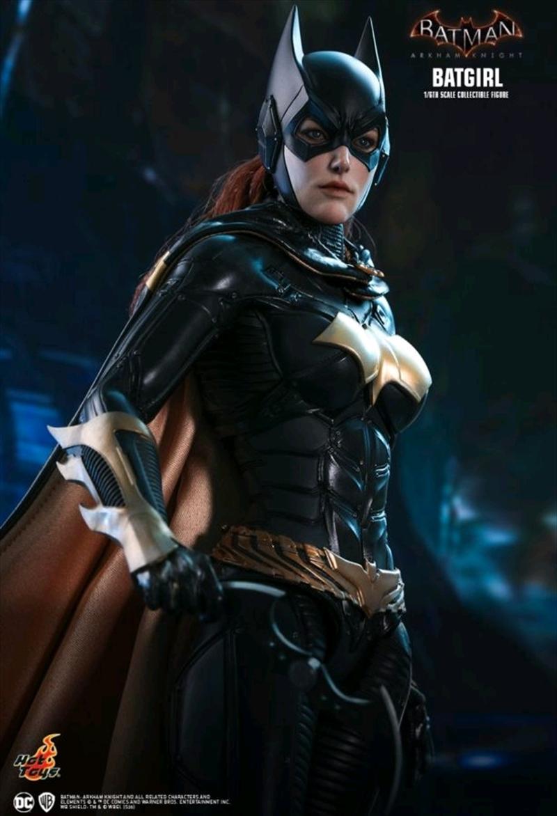 "Batman: Arkham Knight - Batgirl 1:6 Scale 12"" Action Figure | Merchandise"