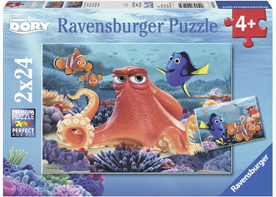 Ravensburger - Disney Finding Dory Puzzle 2x24 Piece | Merchandise
