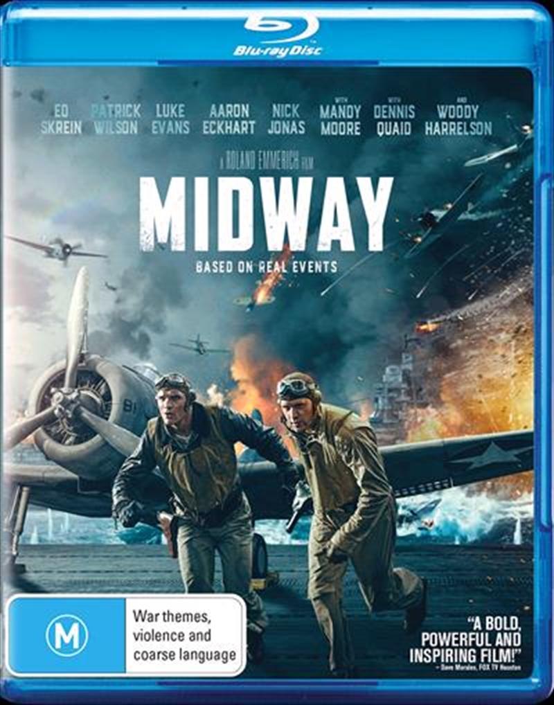 Midway   Blu-ray
