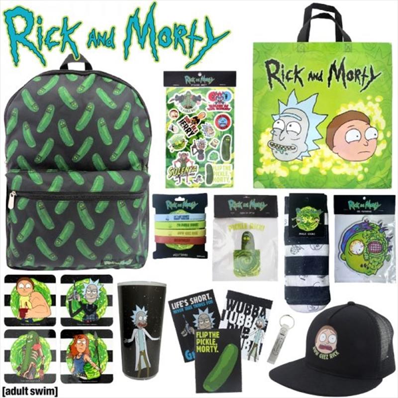 Rick And Morty Showbag V2 | Merchandise