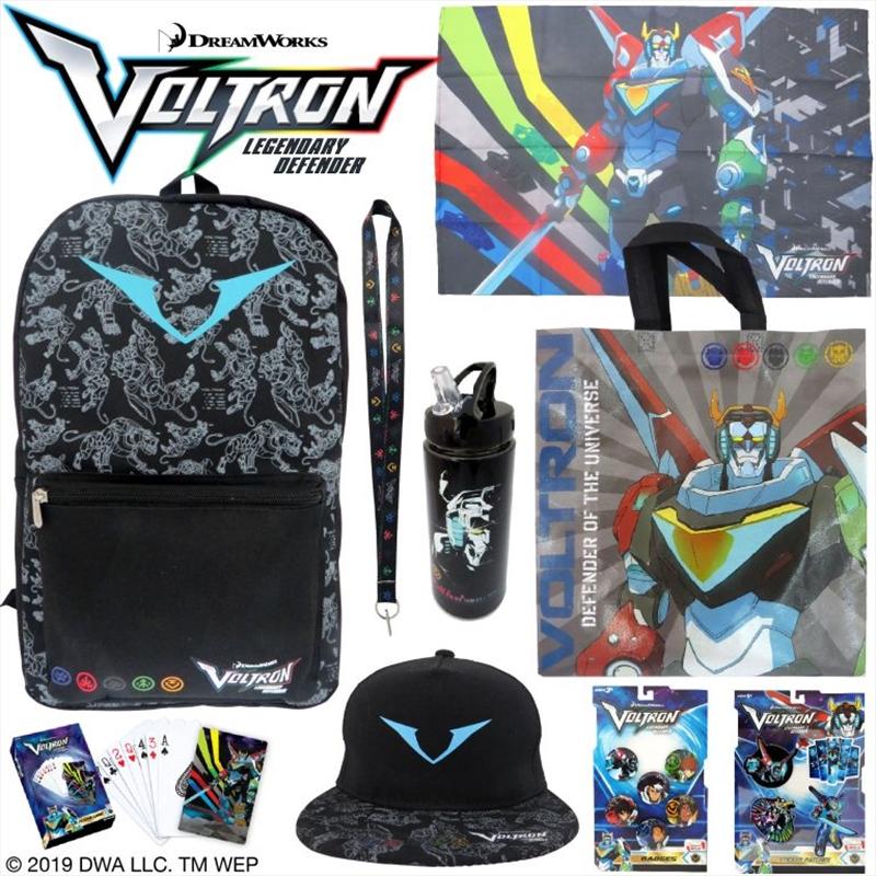 Voltron Showbag   Merchandise