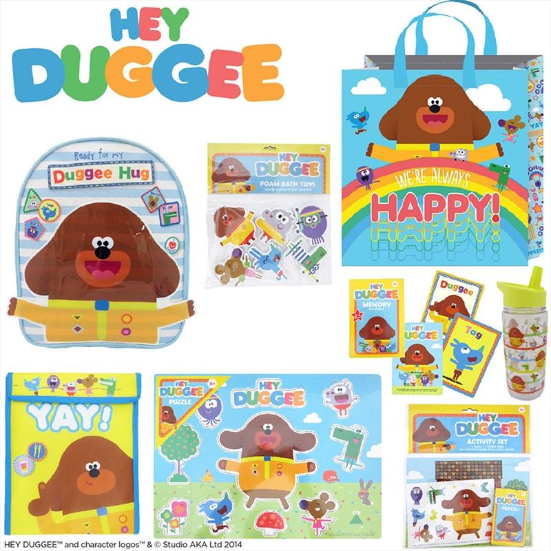 Hey Duggee Showbag | Merchandise