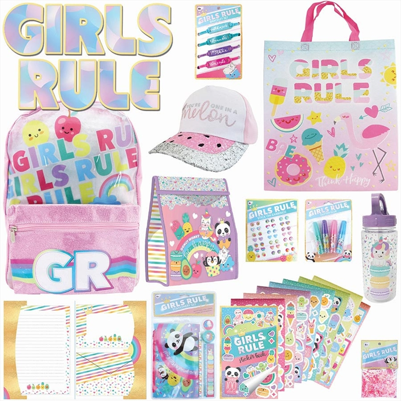 Girls Rule Showbag   Merchandise