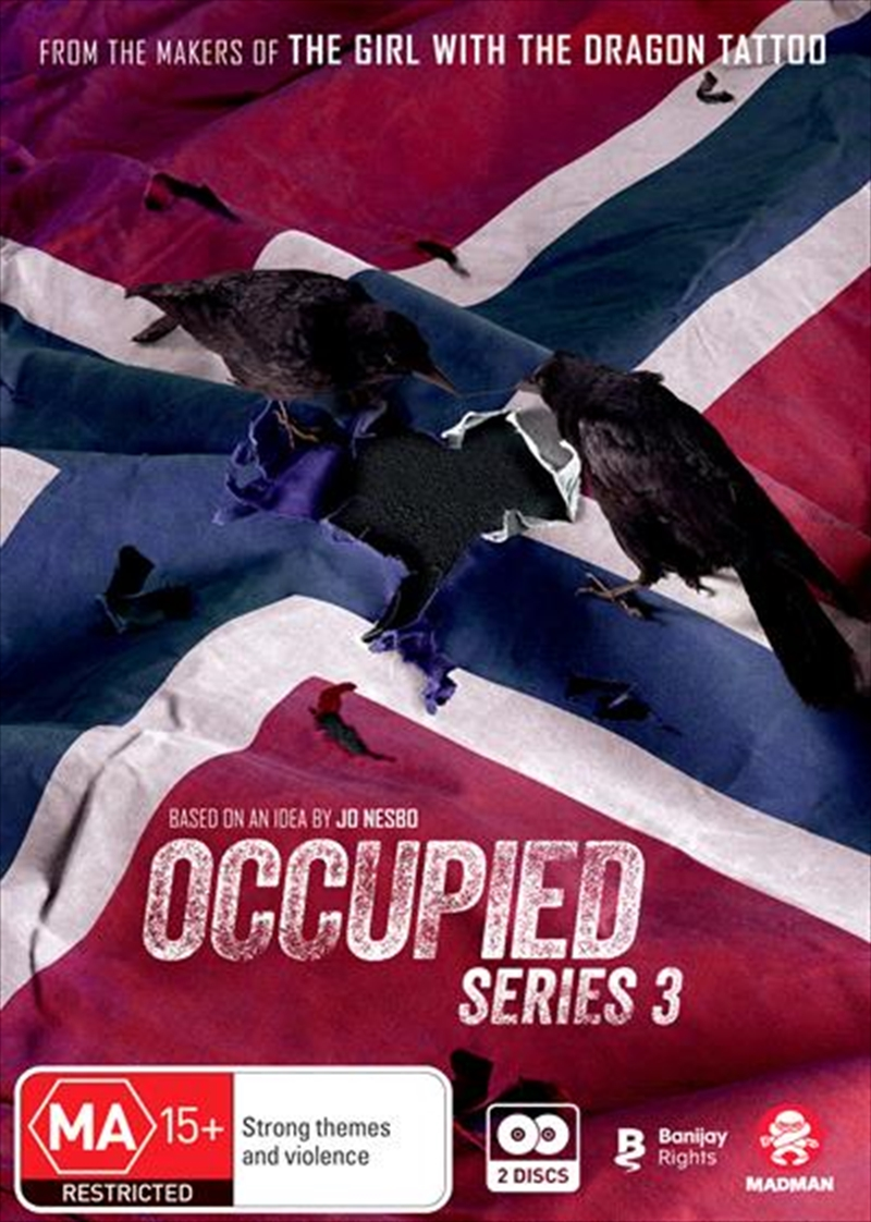 Occupied - Series 3 | DVD