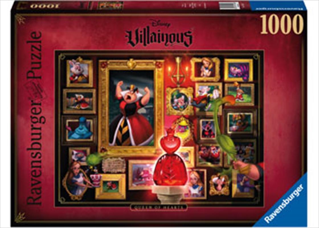 Villainous: Queen Of Hearts | Merchandise