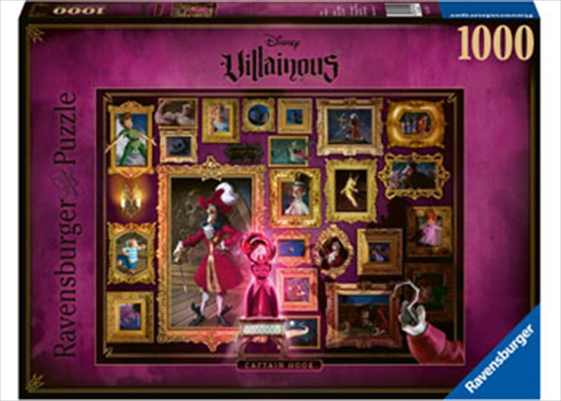 Villainous: Captain Hook 1000p   Merchandise