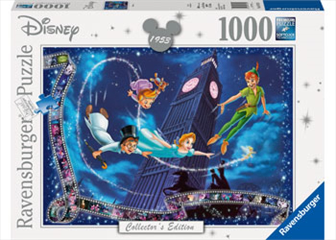 Moments 1953 Peter Pan 1000 Piece | Merchandise