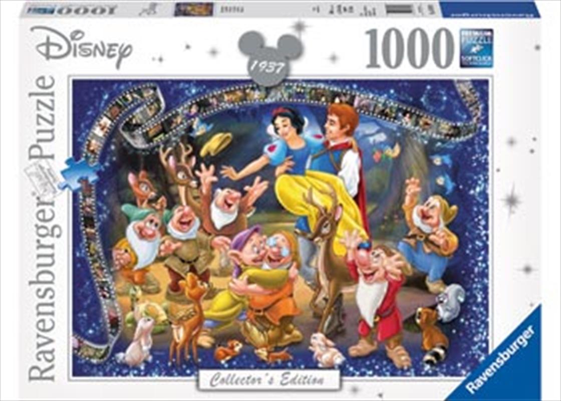 Moments Snow White 1000 Piece Puzzle | Merchandise
