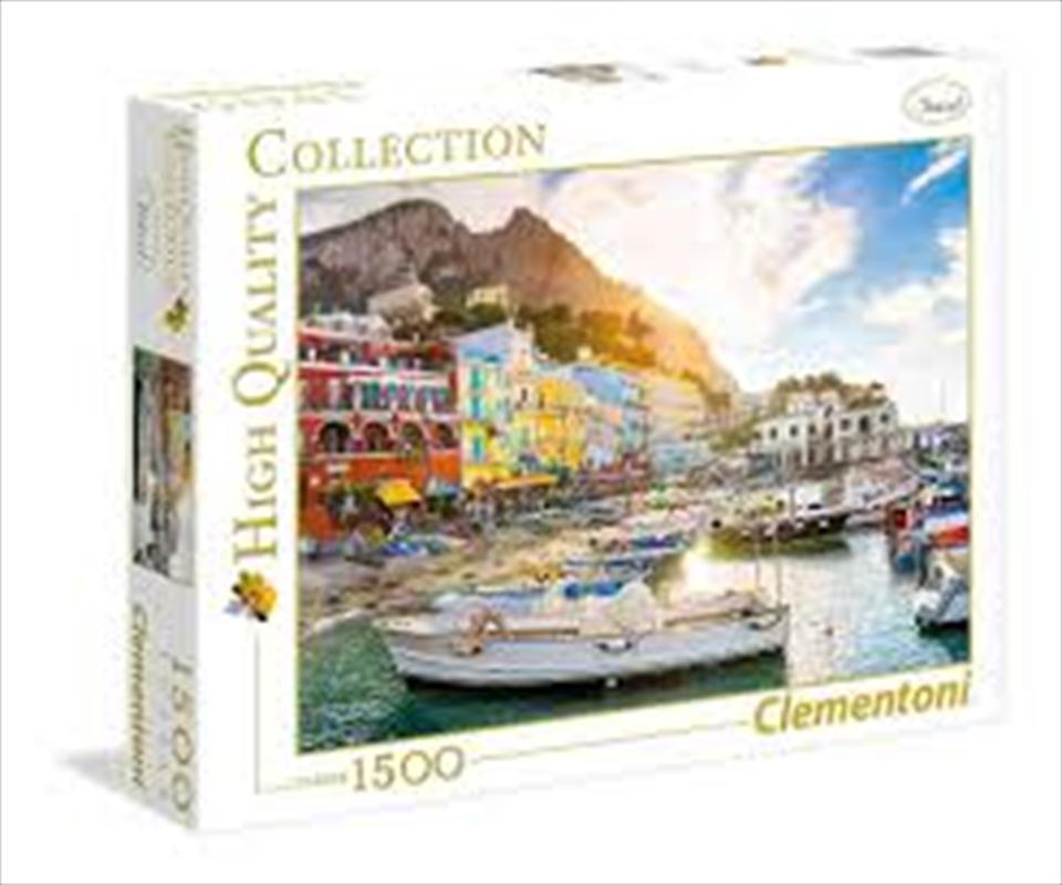 Capri 1500 Piece Puzzle   Merchandise