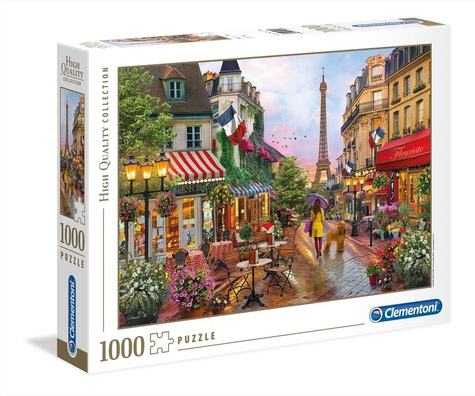 Flowers In Paris | Merchandise